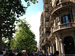 Photo of Barcelona Barcelona Modernism and Gaudi Walking Tour Casa Lleó Morera