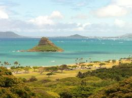 Photo of Oahu Oahu Grand Circle Island Day Tour with Dole Plantation Chinaman's Hat