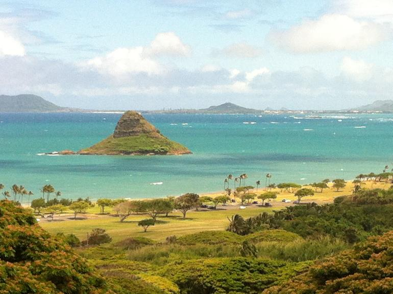 Chinaman's Hat - Oahu