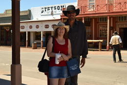 Photo of Phoenix Day trip to Tombstone Arizona and San Xavier Mission from Phoenix Cowboys