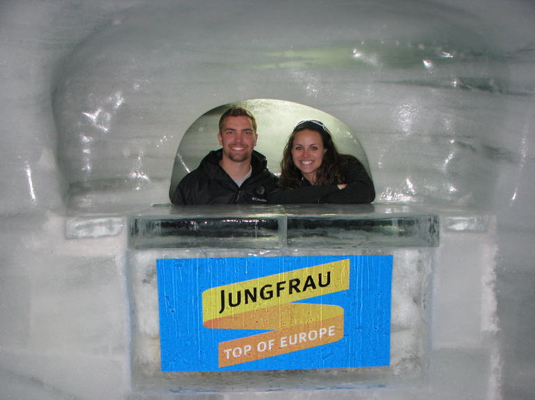 In the Ice Palace - Zurich