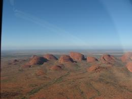 What a view of Kata Tjuta! - June 2010
