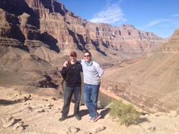 Photo of Las Vegas Grand Canyon All American Helicopter Tour Keith  and  I