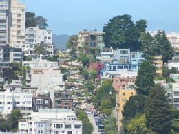Photo of San Francisco Food Lover's Sightseeing Tour of San Francisco Lombard Street