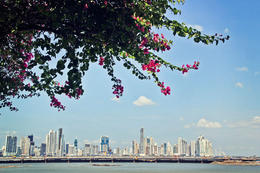 Panama City skyline - February 2014