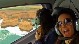 Helicopter flight over the Twelve Apostles!, vbellanti - February 2016