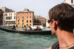 Photo of Venice Private Tour: Venice Gondola Ride with Serenade Private Tour: Venice Gondola Ride with Serenade