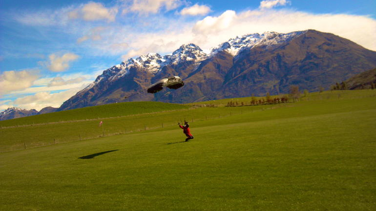 Queenstown Skydiving - Queenstown