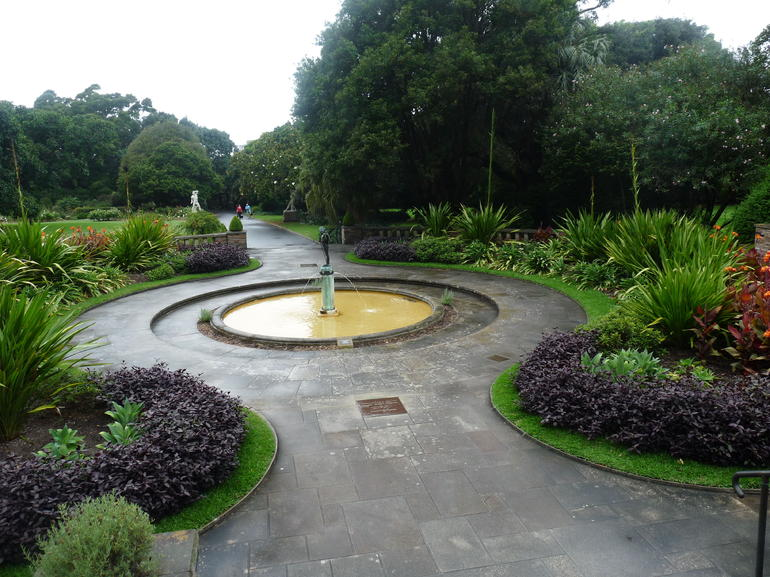 Royal Botanical Gardens - Sydney