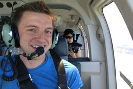 Fun tour!, Jules & Brock - July 2012