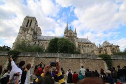 Seine River Cruise and Notre Dame , mjy1976 - September 2015