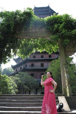 Photo of Shanghai Hangzhou - Heaven on Earth Day Trip from Shanghai Six Harmonies Pagoda
