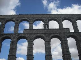 Photo of Madrid Avila and Segovia Day Trip from Madrid The Aqueduct
