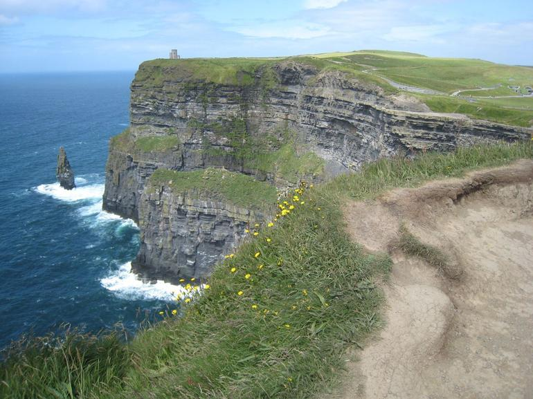 The Cliffs of Moher - Dublin