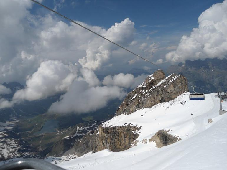 Top of Mount Titlis - Zurich