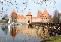 Trakai Castle , LE DINH T - May 2011