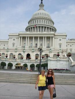 Photo of Washington DC Washington DC in One Day: Small-Group Sightseeing Tour US Capitol