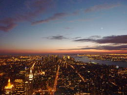 Foto de Nova York New York CityPass View from Empire State Building