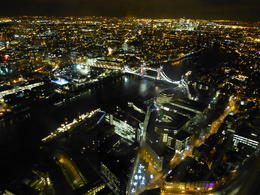 View from the Shard , Elizabeth W - January 2014