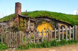 Photo of Auckland Waitomo Caves and 'The Lord of the Rings' Hobbiton Movie Set Day Trip from Auckland Waitomo Caves and 'The Lord of the Rings' Hobbiton Movie Set Day Trip from Auckland