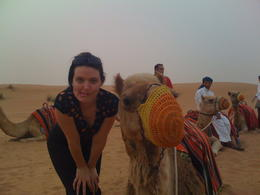 My best impression of a camel!, Dominique - September 2011