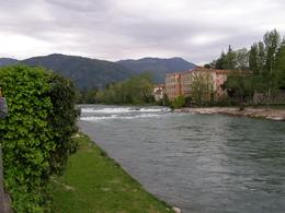 The Brenta River, Mary D - April 2009