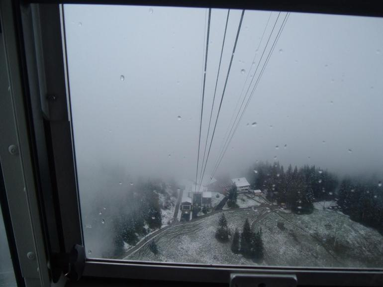 Cable car ride - Zurich