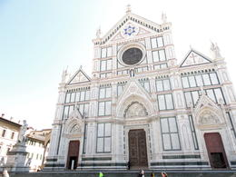 Photo of Florence Florence Bike Tour Church in Florence