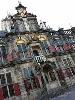 Photo of Amsterdam Holland in One Day Sightseeing Tour Classic home from the 1500's.