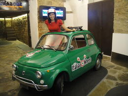 Photo of Florence Self-Drive Vintage Fiat 500 Tour from Florence: Tuscan Hills and Italian Cuisine Fiat 500