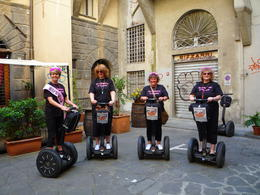 Photo of Florence Florence Segway Tour Florence 2011 Segway Tour To Celebrate Birthday