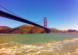 Photo of San Francisco Muir Woods and Sausalito Tour plus Bay Cruise Golden Gate Bridge