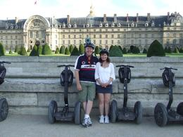 Photo of Paris Paris City Segway Tour History Lesson