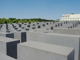 Photo of Berlin Discover Berlin Half-Day Walking Tour Holocaust Memorial