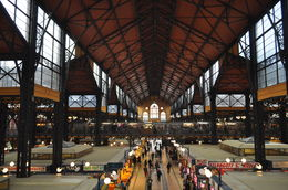 Photo of Budapest Budapest Food and Wine Tasting Tour Market Hall