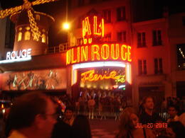 Photo of Paris Eiffel Tower, Paris Moulin Rouge Show and Seine River Cruise Moulin Rouge