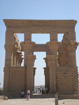 Philae Temple in Aswan - May 2008
