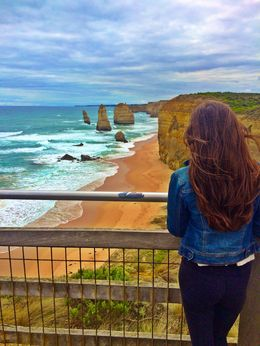 Lookout at the Twelve Apostles, vbellanti - February 2016