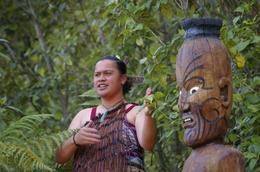 Photo of Rotorua Rotorua Maori Hangi Dinner and Performance Singer