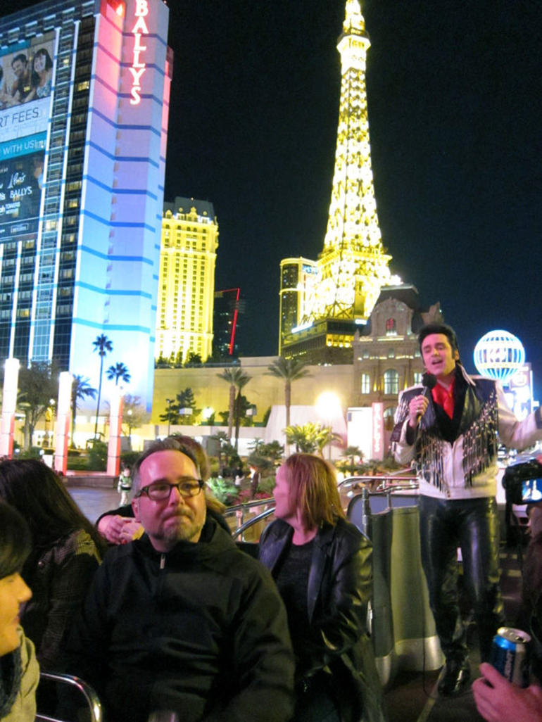The beautiful Paris Hotel - Las Vegas