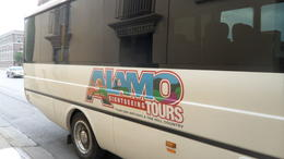 Photo of San Antonio San Antonio Grand Sightseeing Tour Tour Bus
