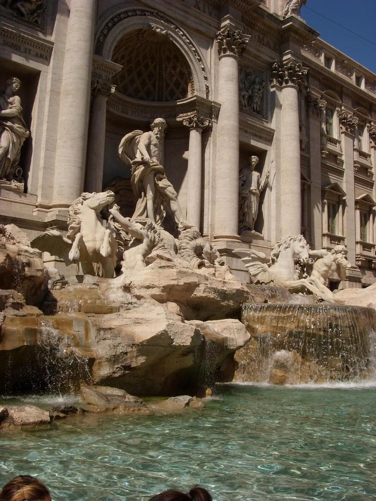 Trevi Fountain - Rome