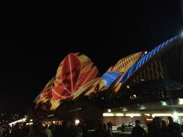 Photo of Sydney Sydney Opera House Guided Walking Tour VIVID Sydney 2013