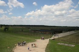 I went on a trip to Auschwitz in August this year (on my birthday!). Looking at pictures and watching films gives you no idea of the enormity of it all. Not my happiest birthday but one which I'll ...  - October 2008