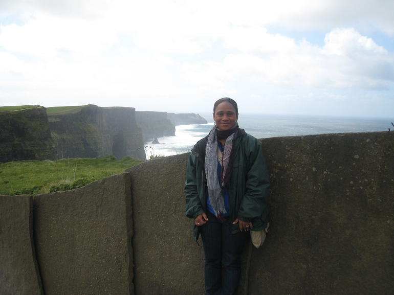 Beautiful day at The Cliffs of Moher! - Dublin