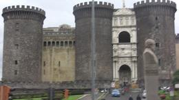 Another of the fab castles in Naples, Sheena H - November 2008