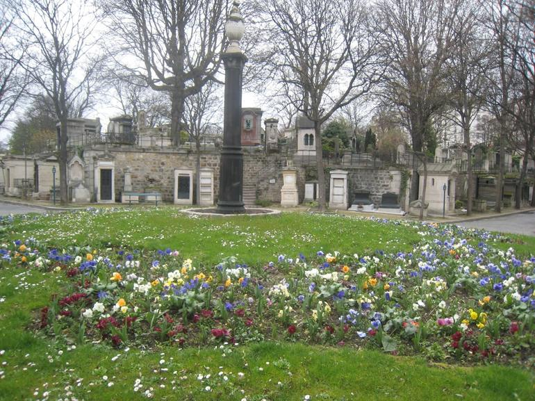 Cemetery - Paris