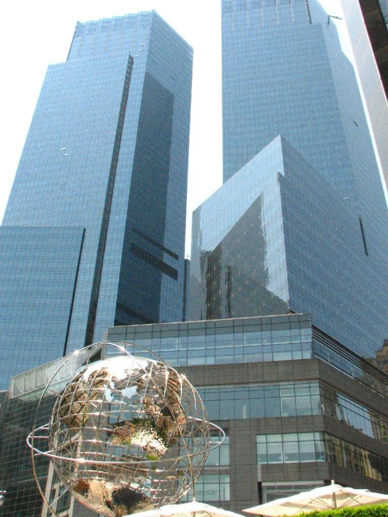 Colombus Square (Time Warner) - New York City