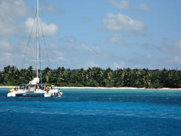 Photo of Punta Cana Catamaran Cruise to Saona Island from Punta Cana DSC01046