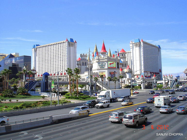 Excalibur Hotel and Casino-Las Vegas - Las Vegas